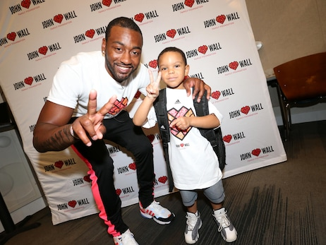 John Wall Family Foundation launches