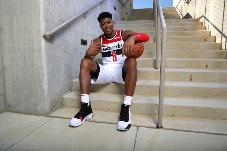 2019 NBA Rookie Photo Shoot
