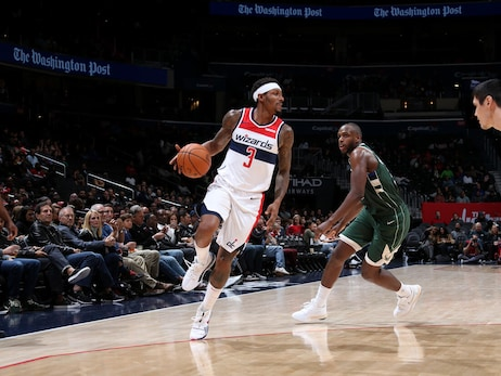 Wizards wrap up road trip Tuesday night against Bucks