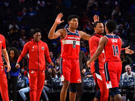 Wizards blow by Sixers in preseason finale, 112-93