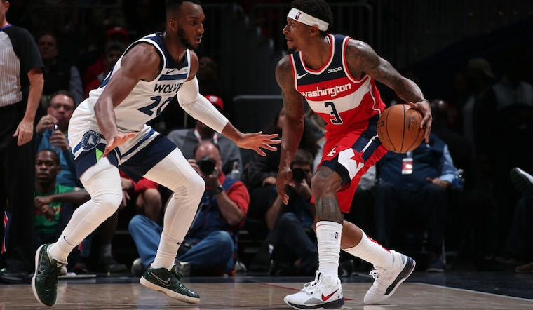 Wizards face Wolves Friday in Minneapolis