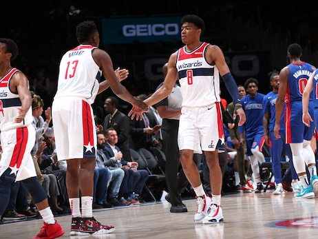 Wizards' young core growing as a group