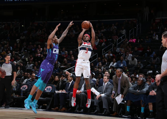Wizards begin road stretch Tuesday against Hornets