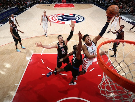 LA Clippers v Washington Wizards