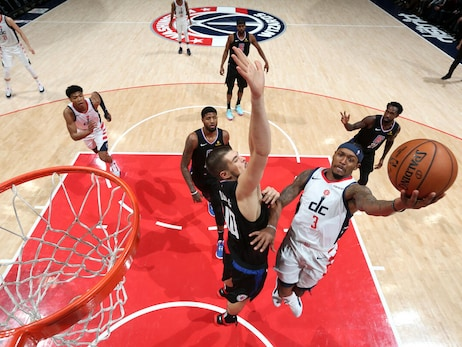 Clippers close out Wizards late, 135-119