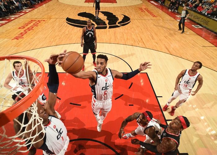 Wizards conclude two-game trip Friday night in Toronto