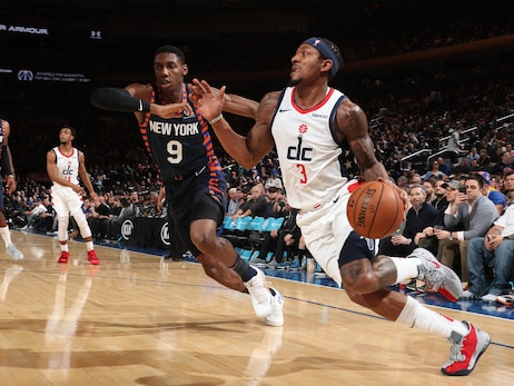 Wizards defeat Knicks in New York, 121-115