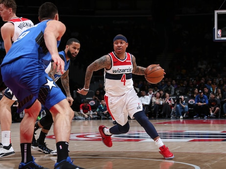 Wizards face Magic Wednesday night in Orlando