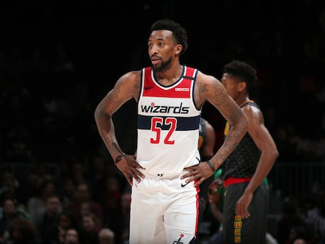 Wizards continue road trip Sunday in Atlanta
