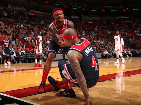 Photos: Wizards vs. Heat - 1/22/20