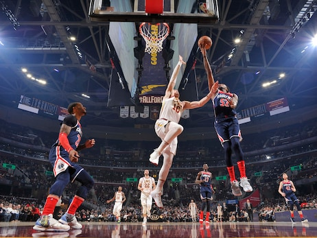 Photos: Wizards vs. Cavaliers - 1/23/20