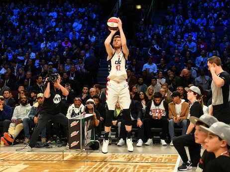 2020 NBA All-Star - MTN DEW 3-Point Contest