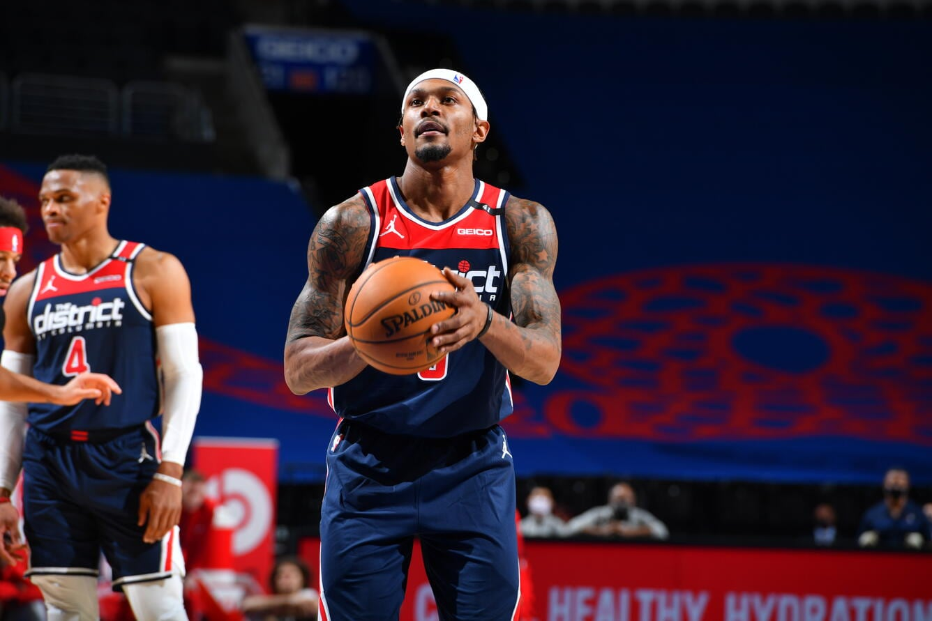 Recap Westbrook S Triple Double Beal S 31 Not Enough As Wizards Fall To Sixers Washington Wizards