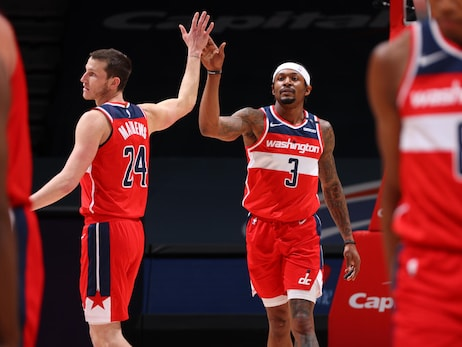 Recap: Wizards close first half with dramatic 119-117 win over Clippers