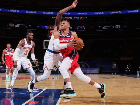 Recap: Wizards lose to Knicks 131-113