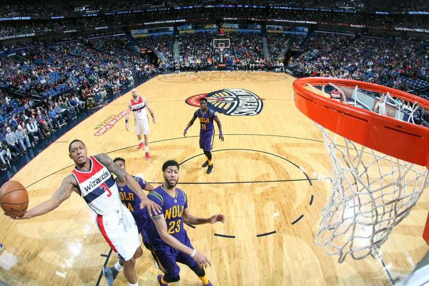 Wizards in New Orleans to take on streaking Pelicans ...