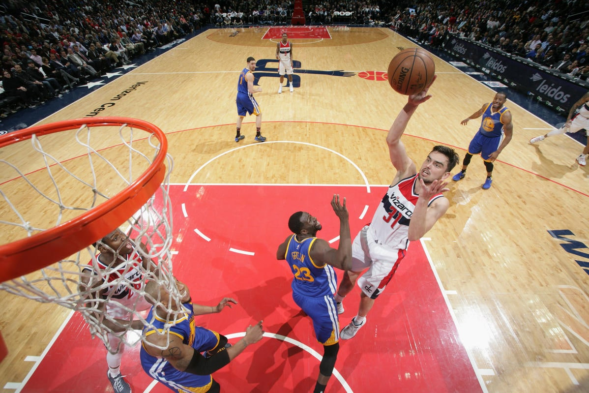 Wizards host defending champs tonight in D.C. | Washington ...