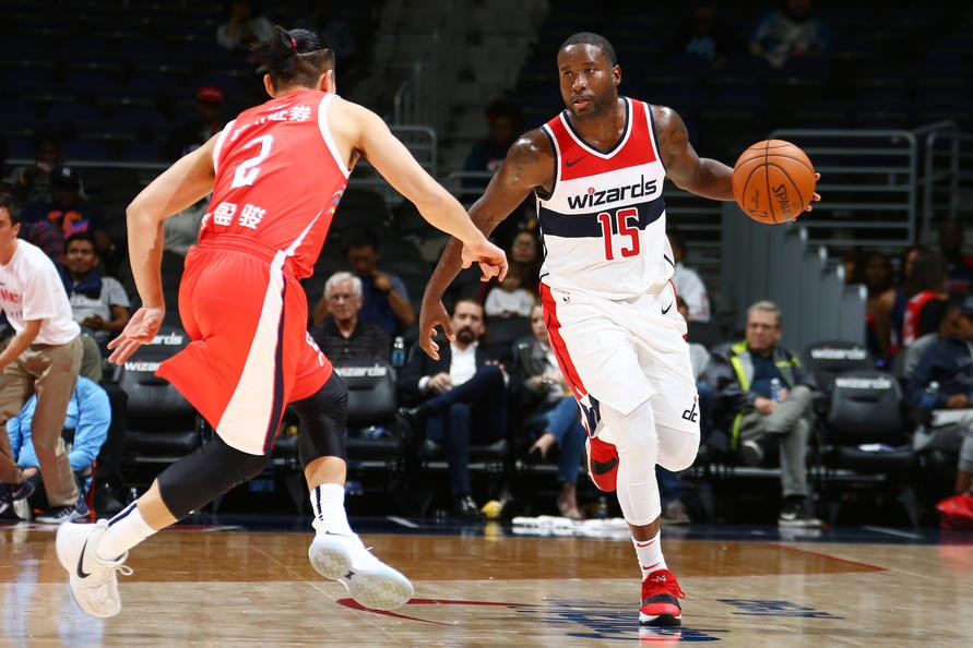 Wizards waive Donald Sloan