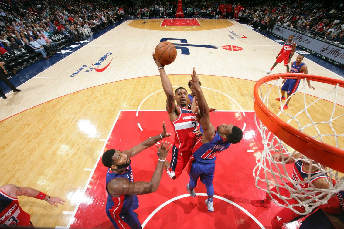 Wizards welcome a hot Pistons team on Go-Go Night ...