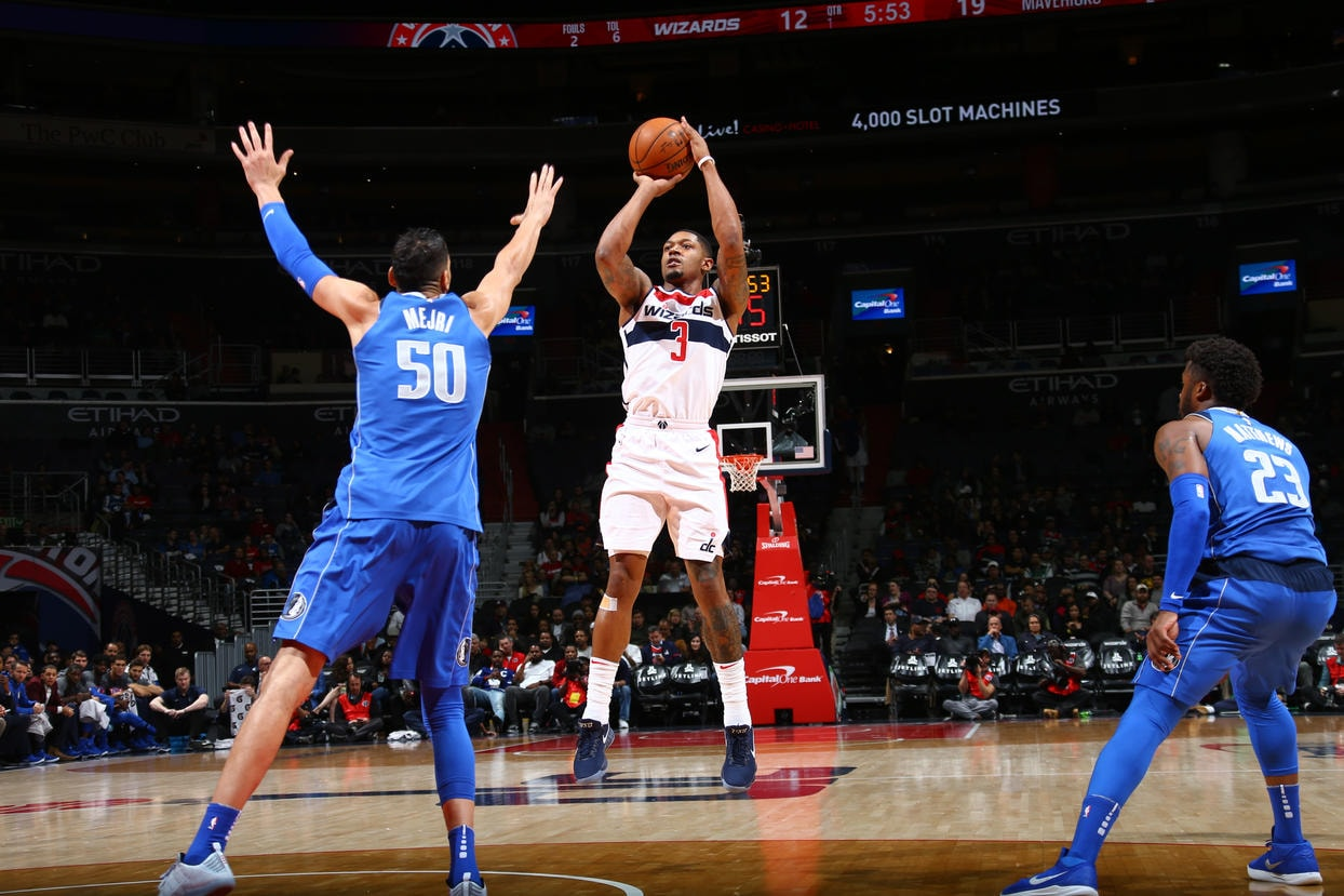 Dallas the midpoint of Wizards' lengthy trip | Washington ...