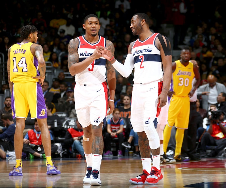 Wizards get first look at LeBron's Lakers on Sunday ...