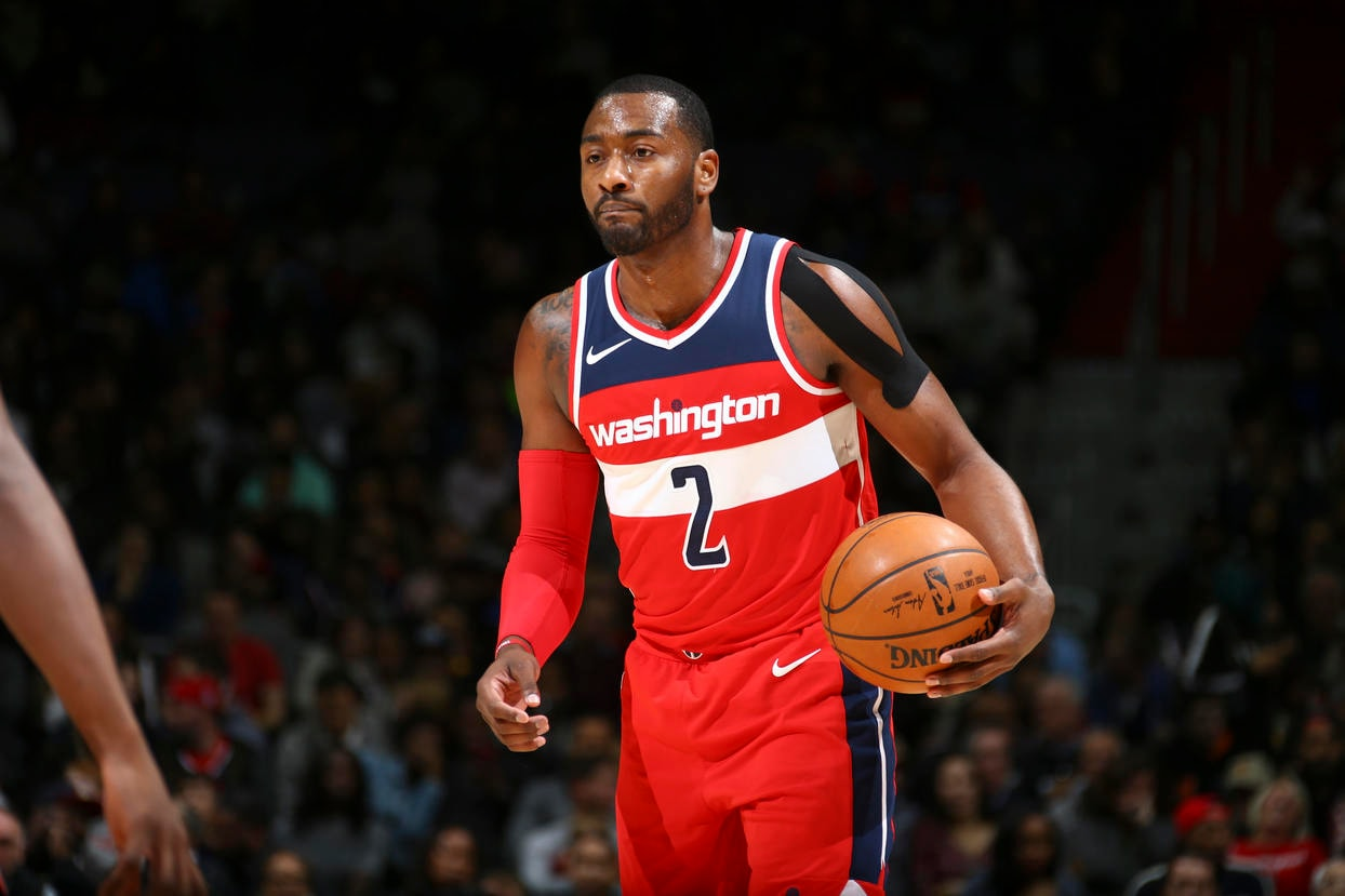 With Wall on the mend Wizards prepare to return home