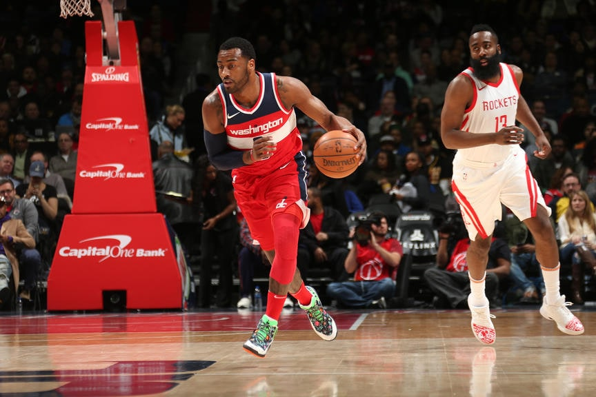 Wizards Turn Focus To 2018 Washington Wizards