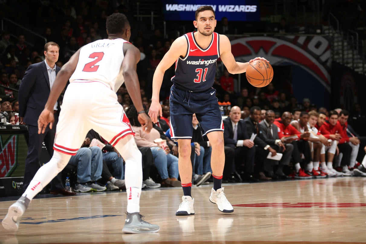 Wizards in Chicago to take on youthful Bulls