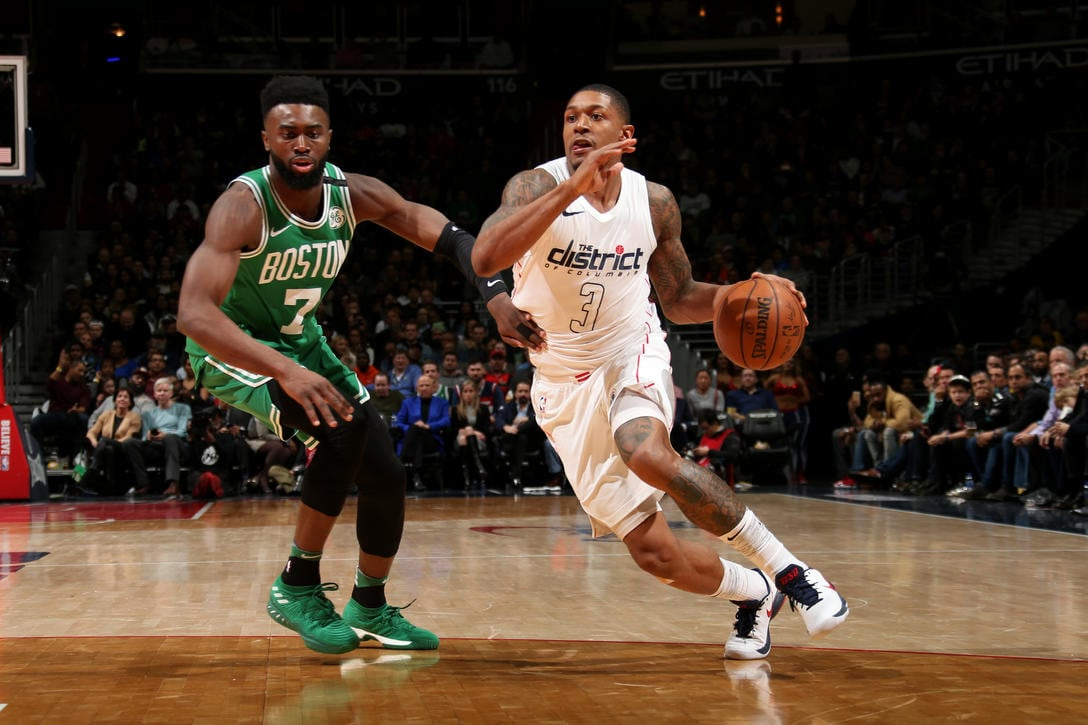 Wizards and Celtics meet for first time this season