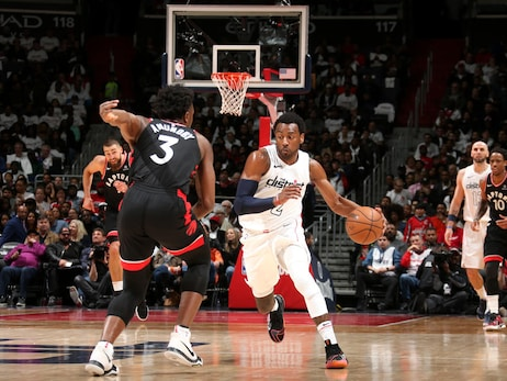 Wizards look to even series with Game 4 in D.C.