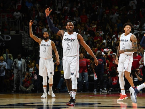 Wall, Beal will Wizards to Game 4 win, 106-98
