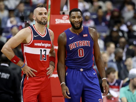 Photos: Marcin Gortat 2017-18 Season in Review
