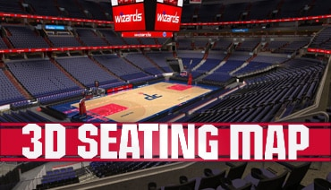 Washington Wizards Seating Chart With Rows Best Picture Of