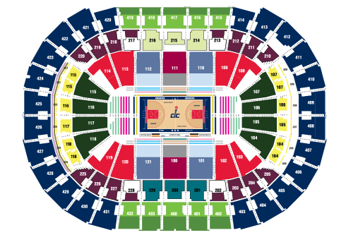 Utah Jazz Seating Chart  Energysolutions Arena Tickets