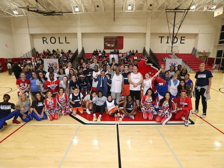 Photos: Wizards Special Olympics Unified Game - 3/9/20