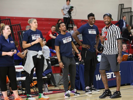 Wizards, Mystics come together for 8th annual Special Olympics Unified All-Star Basketball Game