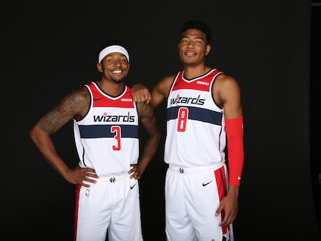 Photos: Wizards Media Day 2019