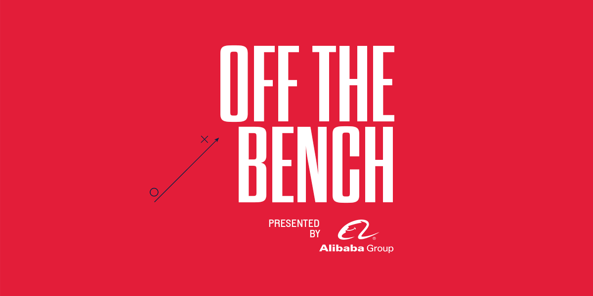 Off The Bench Presented by Alibaba Group