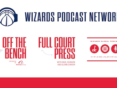 Wizards announce launch of Podcast Network