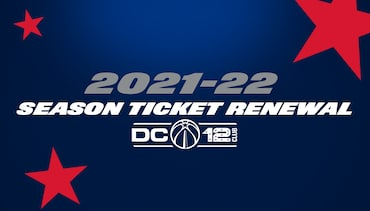 2021-22 Season Ticket Renewal