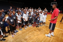 Bradley Beal at Summer Camp - 1