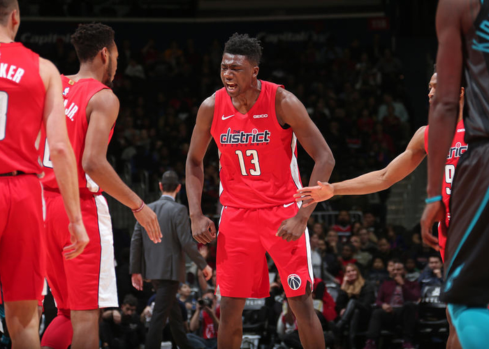 Wizards look to even season series with Hornets
