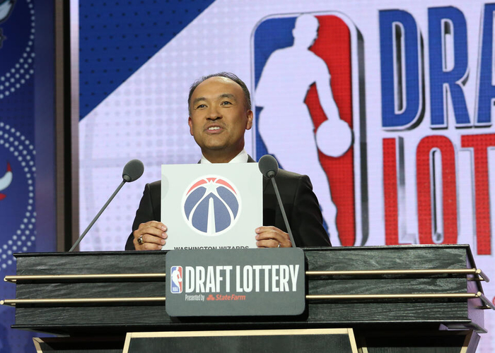 Wizards to pick ninth in 2019 NBA Draft