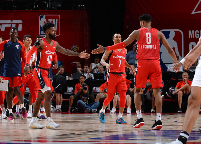 Wizards set for Game 4 of Summer League against Hawks
