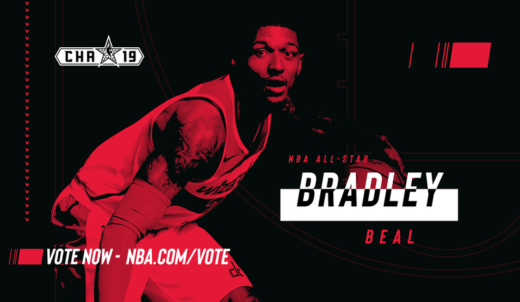 Vote your Wizards into the 2019 NBA All-Star Game