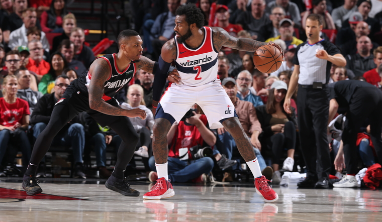 Wizards and Blazers meet again