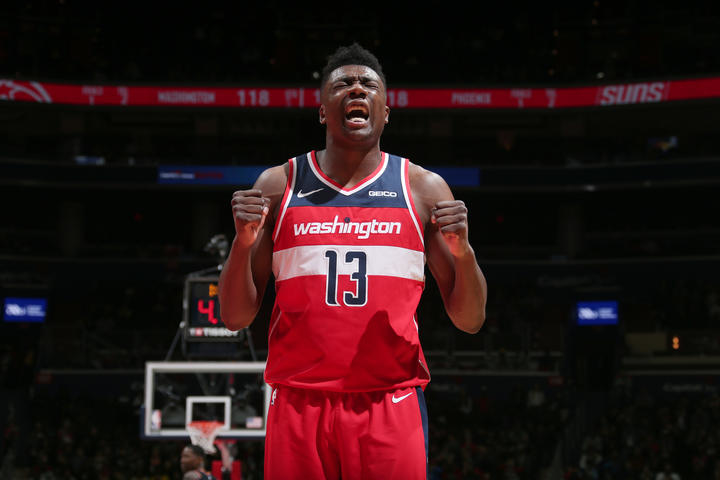 Bryant returns to Wizards after breakout season