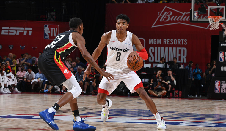 Rui Hachimura begins NBA journey as the face of Japanese basketball