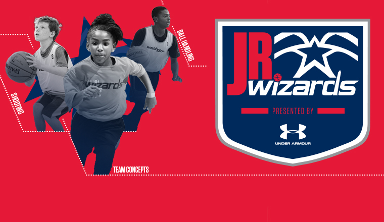 Jr. Wizards Camps & Clinics – Summer 2018 On Sale Now