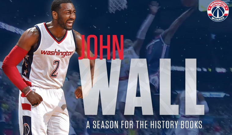 John Wall's Historic 2016-17 Season